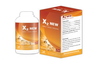 X2 NEW