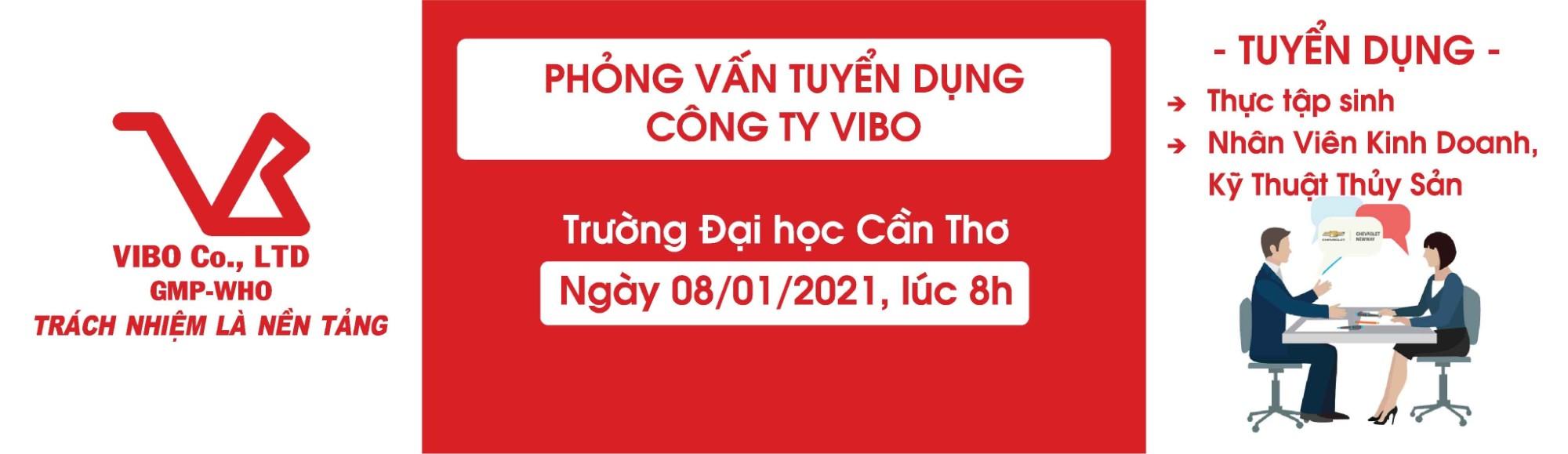 THONG BAO TUYEN DUNG- KHOA THUY SAN ,  TRUONG DH CAN THO